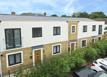 Thumbnail 1 bed flat for sale in Kemble Close, Weybridge, Surrey