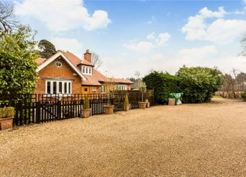 Thumbnail 4 bed detached bungalow for sale in Fulmer Common Road, Fulmer, Buckinghamshire