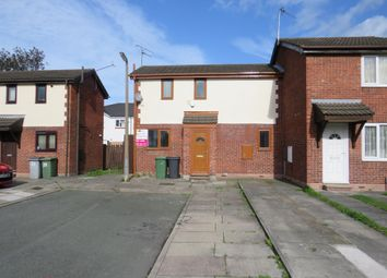 Thumbnail 2 bed semi-detached house for sale in St. Annes Close, Birkenhead