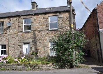 Thumbnail 3 bedroom end terrace house for sale in Elliott Terrace, Wark, Northumberland.