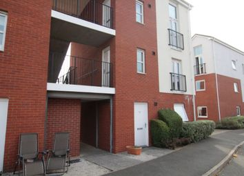 Thumbnail 1 bed flat to rent in Wildhay Brook, Derby