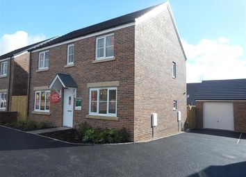 "Thumbnail 4 bed detached house for sale in ""The Chedworth"" at Clarks Close, Yeovil"