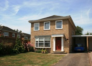 Thumbnail 4 bed detached house to rent in Cheviot Close, Maidenhead