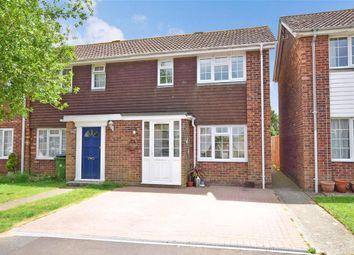 Thumbnail 2 bed end terrace house for sale in Pulborough Way, Bognor Regis, West Sussex