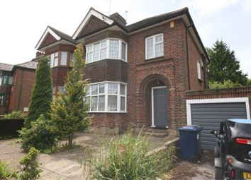 Thumbnail 3 bed semi-detached house to rent in Cissbury Ring North, Woodside Park
