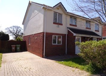 Thumbnail 3 bed property to rent in Blackthorn Close, Honicknowle, Plymouth