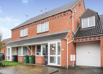 Thumbnail 3 bed semi-detached house for sale in The Lime Kilns, Loughborough