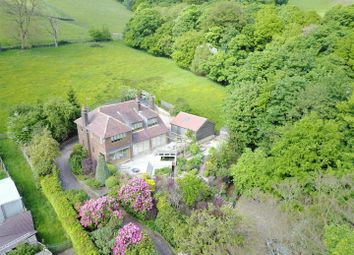 Thumbnail 4 bed detached house for sale in Foster Brook, Midgley Road, Hebden Bridge