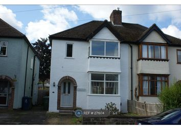 Thumbnail 3 bed semi-detached house to rent in Courtland Road, Oxford
