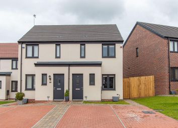 Thumbnail 2 bed semi-detached house for sale in Boyce Way, Old St. Mellons, Cardiff