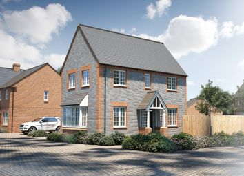 "Thumbnail 3 bed detached house for sale in ""The Staunton"" at Town Farm Close, Thame"