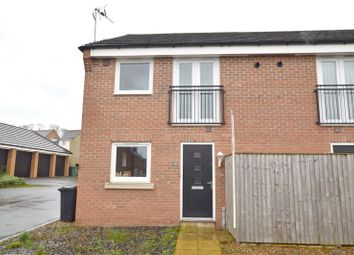 Thumbnail 1 bed terraced house to rent in Elizabeth Court, Pudsey, West Yorkshire