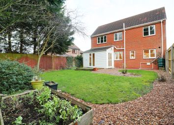Thumbnail 3 bed detached house for sale in Anchors Way, Scawby Brook, Brigg