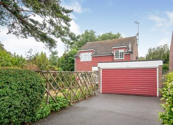 Thumbnail 3 bed detached house for sale in Manor Road North, Seaford