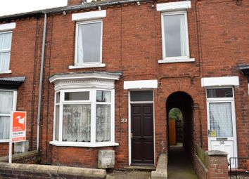Thumbnail 3 bed terraced house for sale in Silver Street, Barnetby