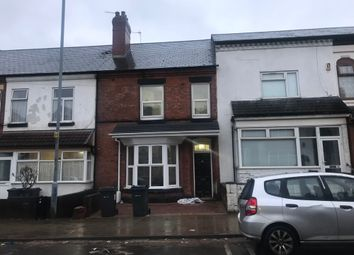 Thumbnail 8 bed terraced house to rent in Charles Road, Small Heath, 8 Bedroom Terrace Hmo Spec