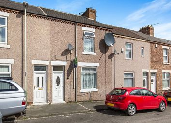 Thumbnail 2 bed terraced house for sale in Lowe Street, Darlington