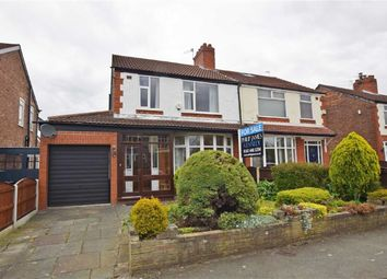 Thumbnail 3 bed property for sale in Withnell Road, East Didsbury, Manchester