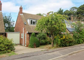 Thumbnail 3 bed detached house for sale in Farmadine, Saffron Walden