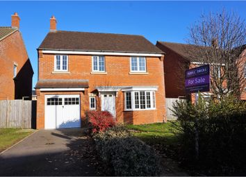 Thumbnail 4 bed detached house for sale in Greenhaze Lane, Cambridge
