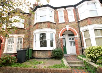 Thumbnail 3 bed terraced house to rent in Bexhill Road, London