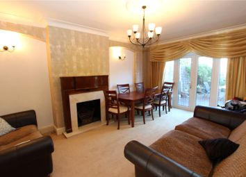 Thumbnail 4 bed semi-detached house to rent in Townsend Avenue, Southgate, London
