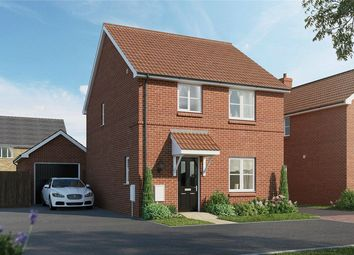 Thumbnail 3 bed detached house for sale in The Hopwood, Meadow Croft, Houghton Conquest