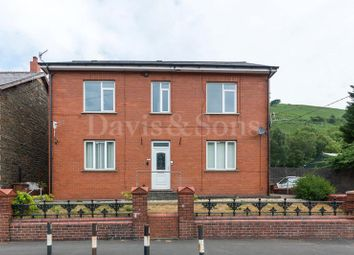 Thumbnail 2 bedroom flat for sale in Islwyn Road, Wattsville, Cross Keys, Newport.