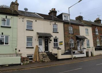 Thumbnail 2 bed terraced house for sale in Tower Hamlets Road, Dover, Kent