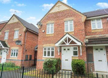 3 bed semi-detached house for sale in Redwood Drive, Crewe CW1