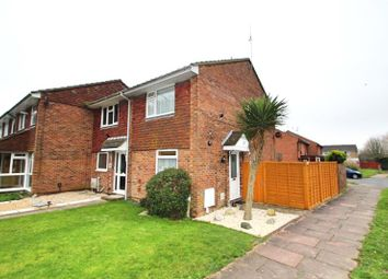 Thumbnail 2 bed end terrace house for sale in Poplar Road, Worthing, West Sussex