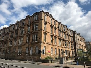 Thumbnail 2 bed flat to rent in 2/2, 326 West Princes Street, Woodlands, Glasgow