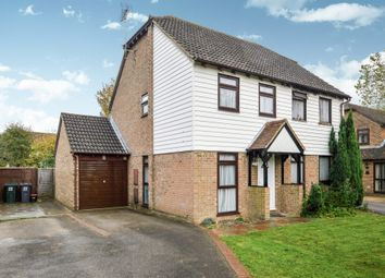 Thumbnail Semi-detached house for sale in Old Orchard, Singleton, Ashford