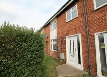 Thumbnail 3 bed terraced house for sale in Eddiwick Avenue, Houghton Regis, Dunstable