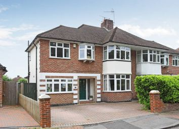 Thumbnail 4 bed semi-detached house to rent in St Johns Road, Tunbridge Wells