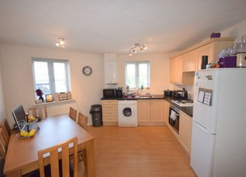 Thumbnail 2 bed maisonette for sale in Rose Close, Chellaston, Derby