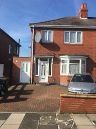Thumbnail 4 bed semi-detached house to rent in Dunholme Road, Fenham, Newcastle Upon Tyne