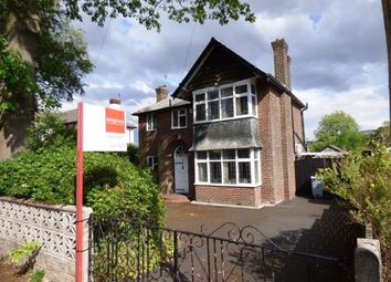 Thumbnail 4 bed detached house for sale in Leafield Road, Disley, Stockport, Cheshire