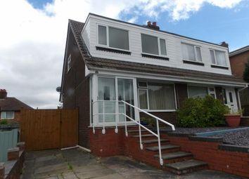 Thumbnail 3 bed semi-detached house for sale in Ffordd Aelwydd, Carmel, Holywell, Flintshire