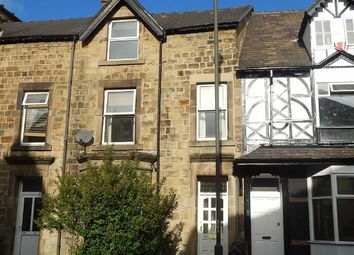 Thumbnail 4 bed terraced house to rent in Dale Road, Buxton, Derbyshire
