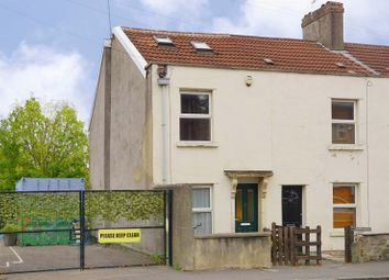 Thumbnail 2 bed terraced house for sale in Clouds Hill Road, St George, Bristol