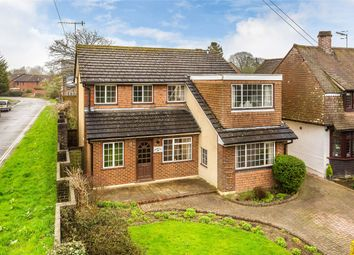Thumbnail 4 bed detached house for sale in Reigate Road, Hookwood, Horley, Surrey