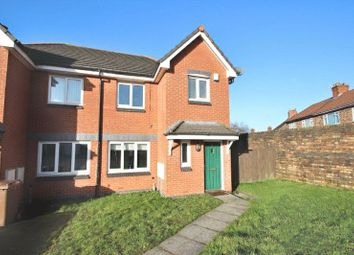 Thumbnail 3 bedroom semi-detached house for sale in Elworth Court, Fenton, Stoke-On-Trent