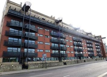 Thumbnail 2 bed flat to rent in Clyde Street, City Centre, Glasgow