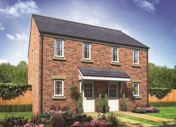 "Thumbnail 2 bedroom end terrace house for sale in ""The Morden "" at St. Catherine Road, Basingstoke"