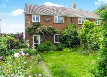 Thumbnail 3 bedroom semi-detached house for sale in New Delight Road, Rickinghall, Diss