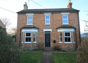 Thumbnail 3 bed detached house to rent in Windmill Road, Flitwick