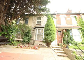 Thumbnail 3 bedroom terraced house for sale in Wrotham Road, Gravesend
