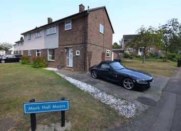 3 bed semi-detached house for sale in Mark Hall Moors, Harlow CM20