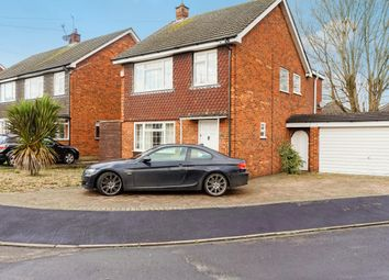 Thumbnail 3 bed detached house for sale in Rother Close, Watford